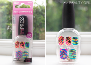 Photo Review: Impress Press-On Manicure by Broadway Nails