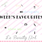 weeks+favourites
