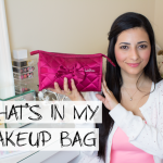 Whats in my Makeup Bag Blog THUMBNAIL