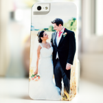 Wedding Photo iPhone Case from Wrappz
