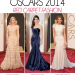 Oscars 2014 Red Carpet Fashion