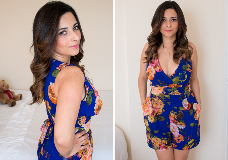 Get Ready With Me Spring Date Night