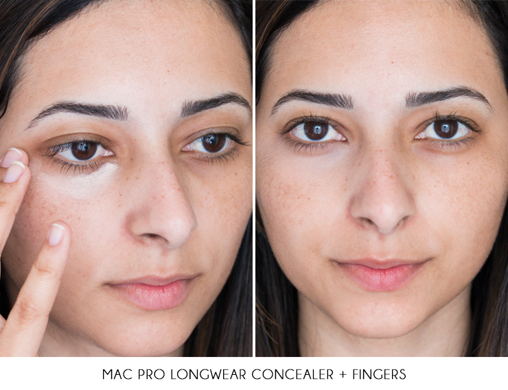 Image result for concealer before and after