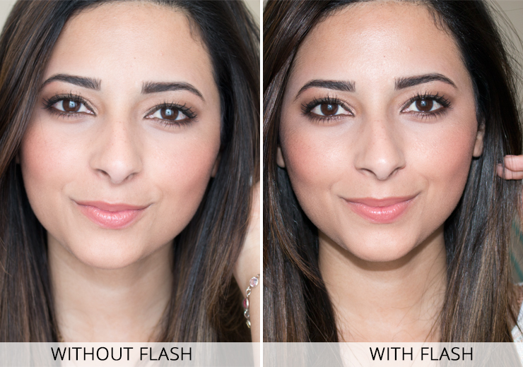 Natural makeup tutorial without foundation or concealer
