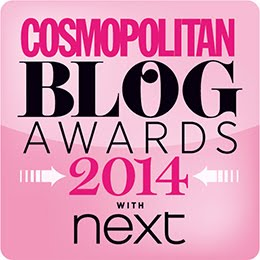 Vote 'Le Beauty Girl' as Best Established Beauty Blog in the Cosmo Blog Awards 2014