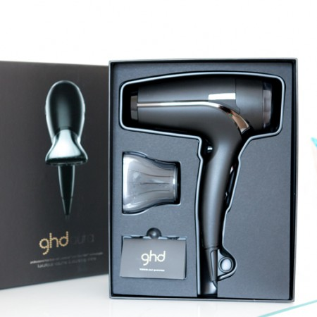 ghd aura hairdryer review