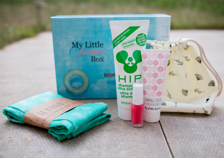 My Little Box July 2014 - My Little Summer Box