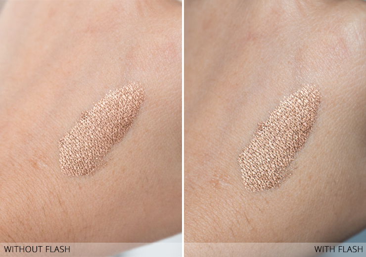 Mac Pigment in Rose Gold Review Swatches