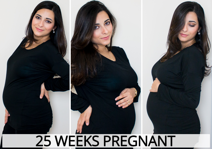 25 Weeks Pregnancy Diary & Newborn Essentials
