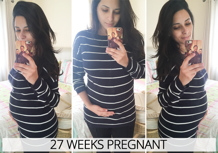 26 & 27 Weeks Pregnancy Diary and Vlog