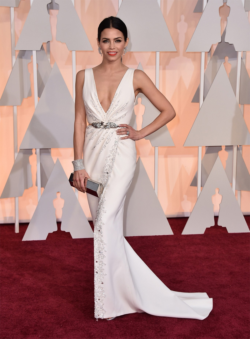 Jenna Dewan-Tatum Oscars Red Carpet 2015