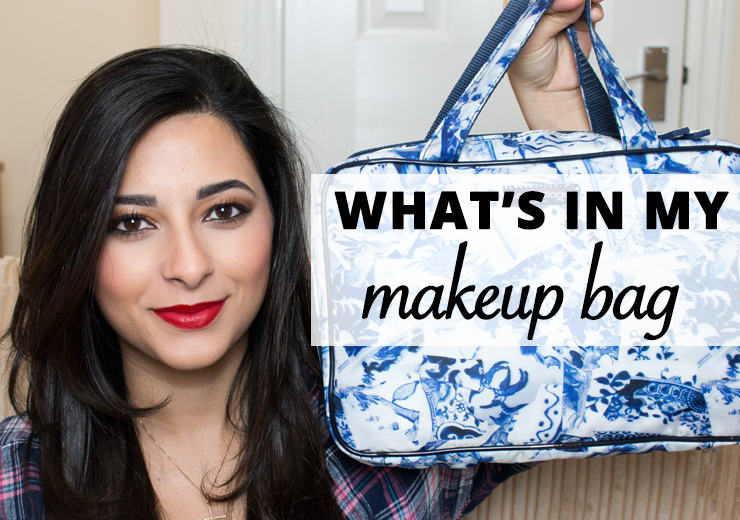 What's In My Makeup Bag 2015