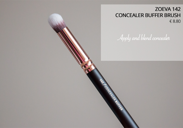 Zoeva 142 Concealer Buffer Brush